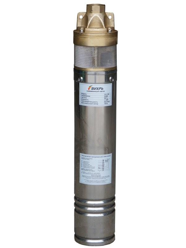 Скважинный насос ВИХРЬ СН-100 - фото товара