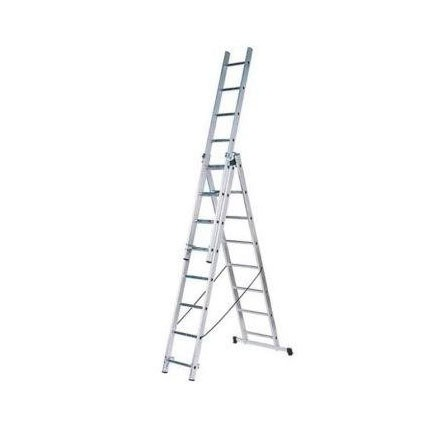 Лестница алюминиевая ВИХРЬ ЛА 3х7 - фото товара