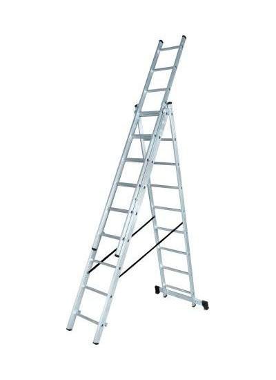 Лестница алюминиевая ВИХРЬ ЛА 3х8 - фото товара