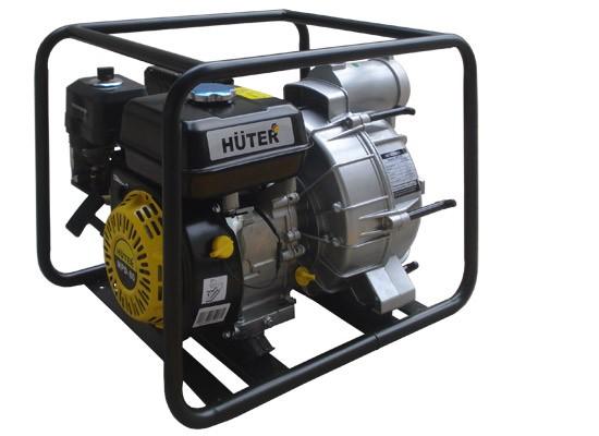Мотопомпа HUTER MPD-80 - фото товара