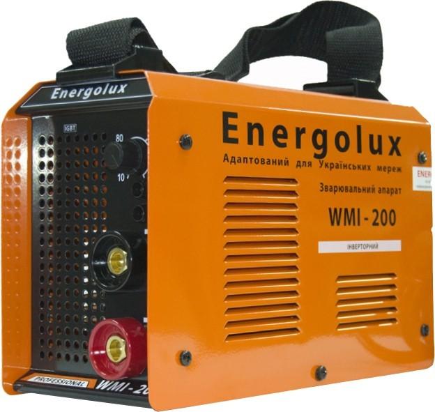 Сварочный аппарат ENERGOLUX WMI-200 - фото товара