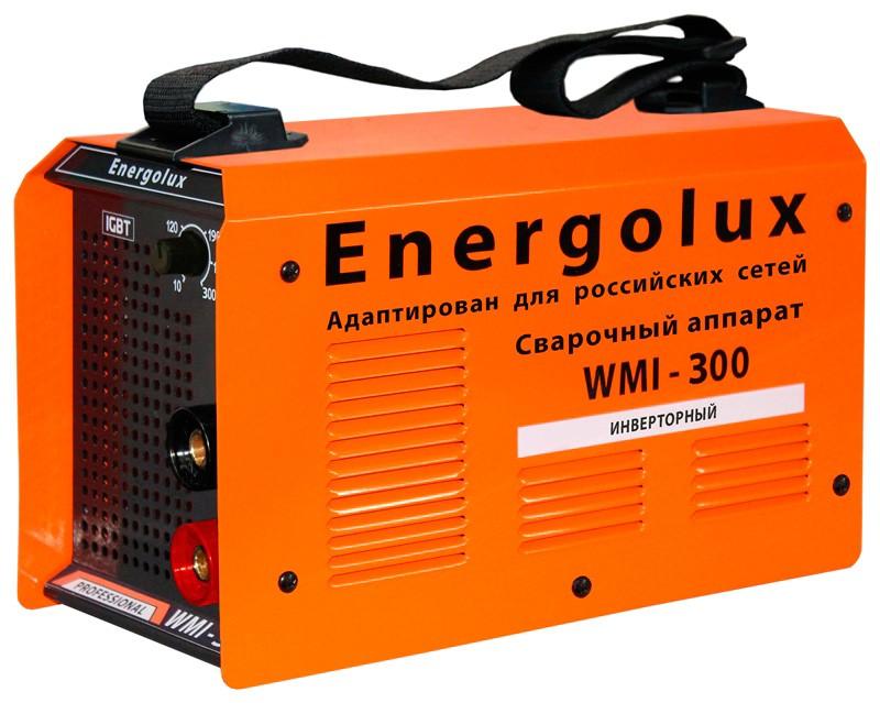 Сварочный аппарат ENERGOLUX WMI-300 - фото товара