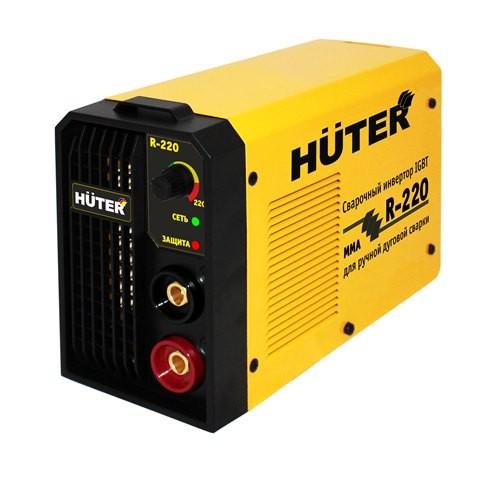 Сварочный аппарат HUTER R-220 - фото товара