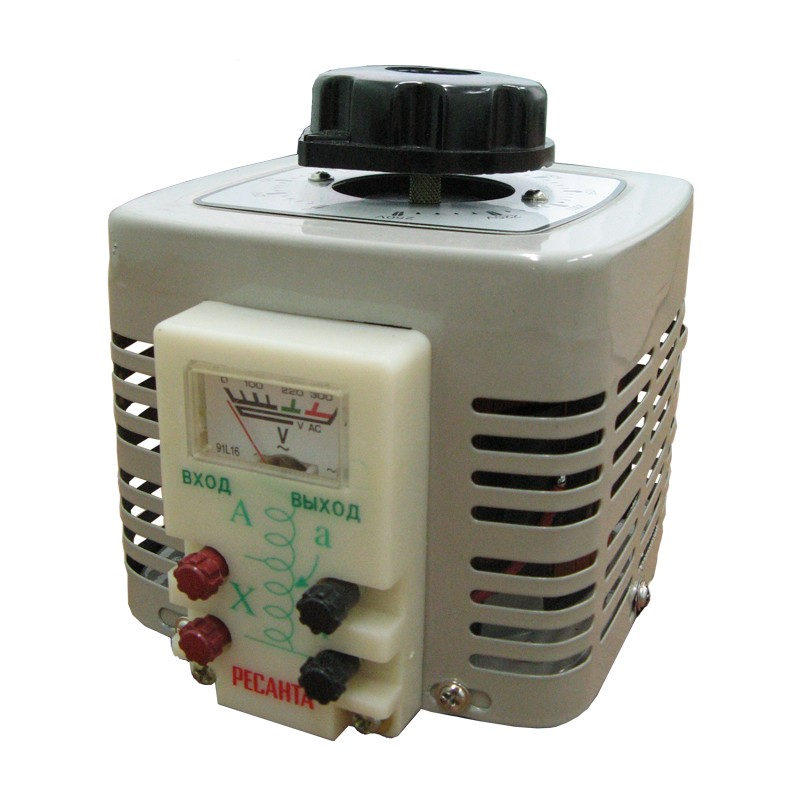 Автотрансформатор РЕСАНТА ТР/0,5 (TDGC2-0,5) - фото товара